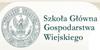 SGGW Szkoła Główna Gospodarstwa Wiejskiego